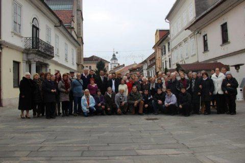 Društvo Auris praznuje 60 let